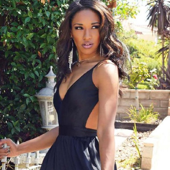 iris west hot photos