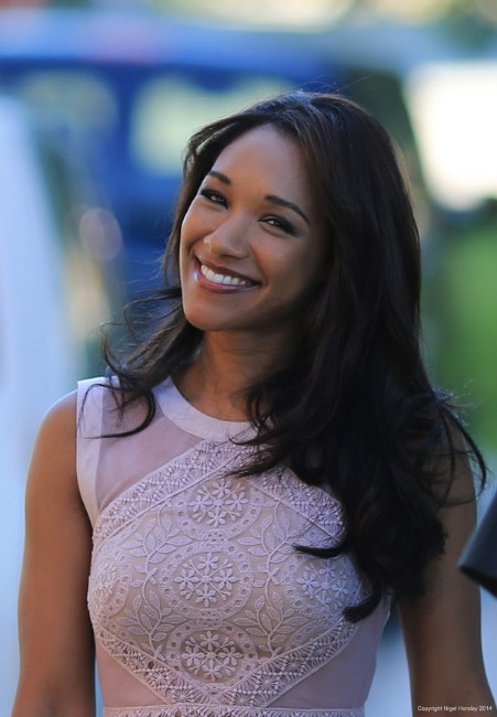 iris west of the flash hot Candice Patton