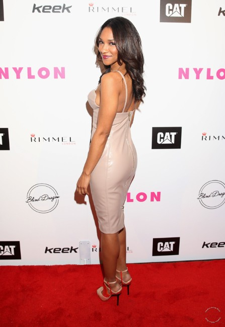 irish west aka Candice Patton hot photo