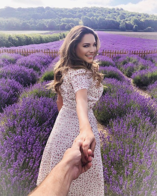kelly brook instagram image