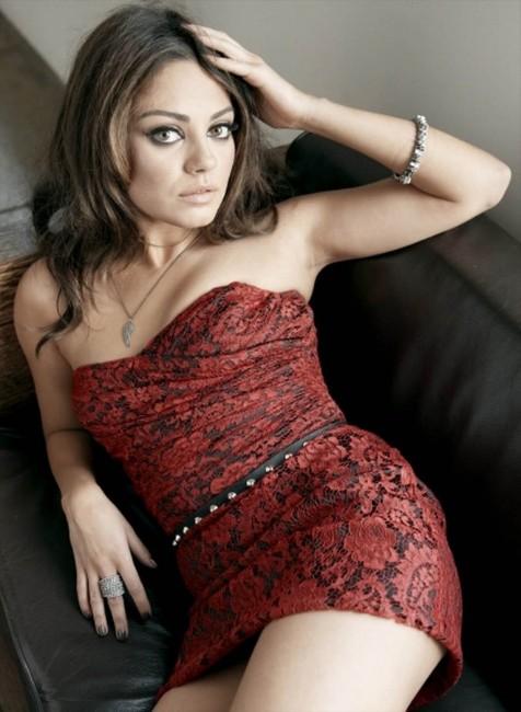 sexy mila kunis hot photo