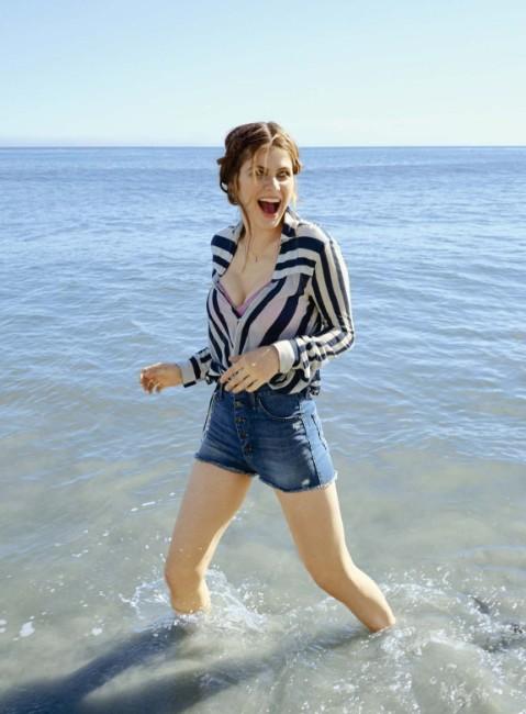 Alexandra Daddario bikini photo