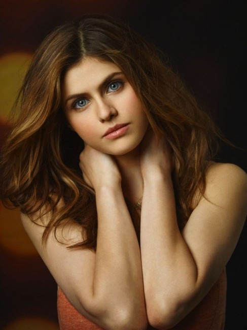 Alexandra Daddario hot photo