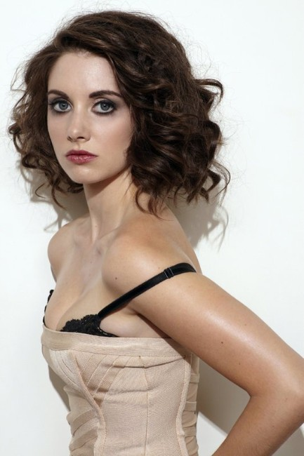 Alison Brie sexy looking photo