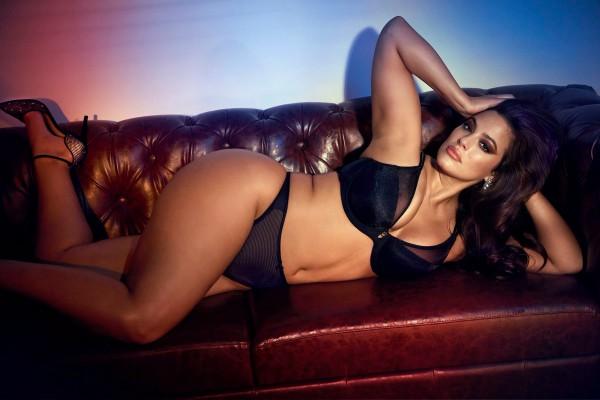 Ashley Graham hot photoshoot gfor an magazine