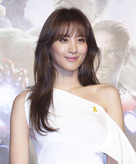 Claudia Kim fantastic beast actress hot photos