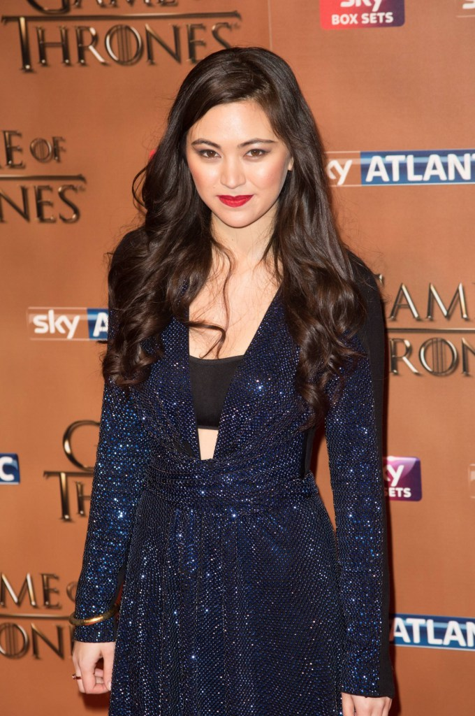 Jessica Henwick sexy boobs show image