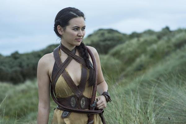 Jessica Henwick sexy still from games of throns