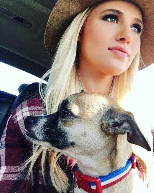Tomi Lahren instagram photo