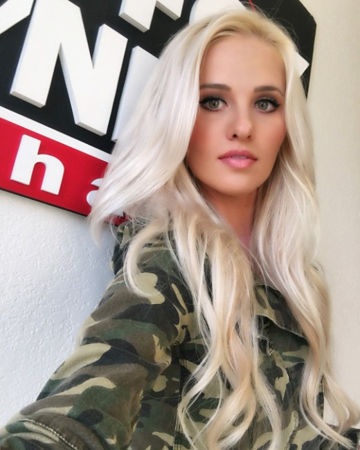 Tomi Lahren latest photo