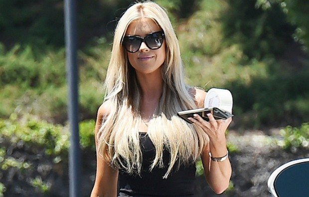 christina el moussa hot image from her instagram