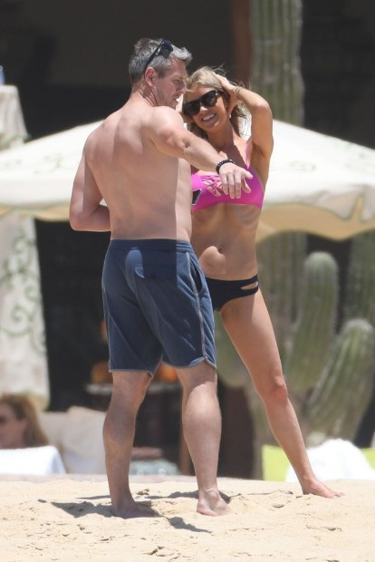 christina el moussa nude bikini picture with her boyfriend