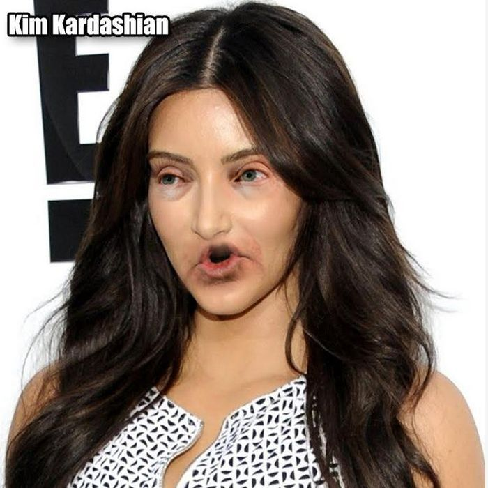 funny and hilarious Celebrities With Donald Trump's Eyes and Mouth
