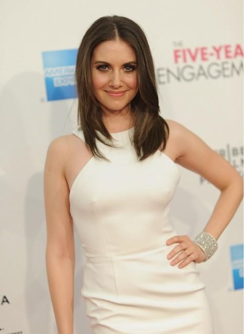 hot in white dress