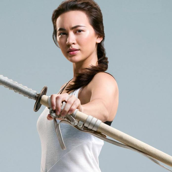 iron fist actress Jessica Henwick sexy looking image