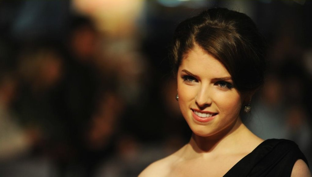 movies actress Anna Kendrick hor photo