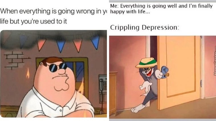30+ Depression Memes That Will Sure Make You LOL