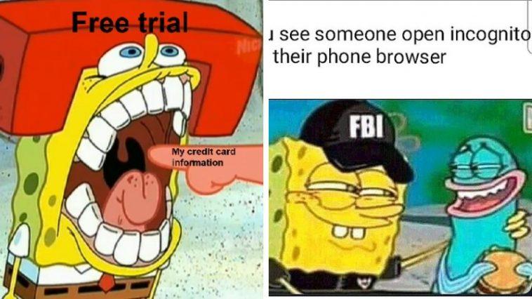40+ Funniest Spongebob Memes On The Internet Dankest Meme