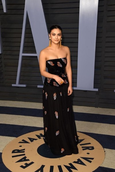 36 Hottest Camila Mendes Pictures  Sexy Near-Nude Images - Sfwfun-9551