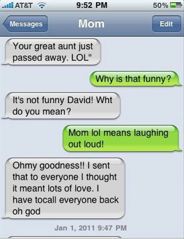 Funny Text Messages,hilarious Texts, funny messages conversation