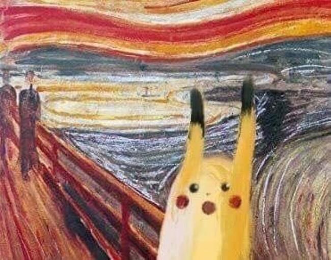 Pikachu Surprised Meme, funny Pikachu Meme, hilarious pokemon Pikachu Memes