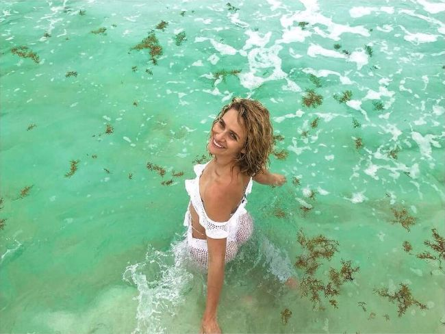 Shantel VanSanten hot photos sexy bikini instagram pics
