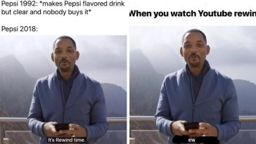 17 Funniest Will Smith YouTube Rewind Memes The Perfect Meme Bingo