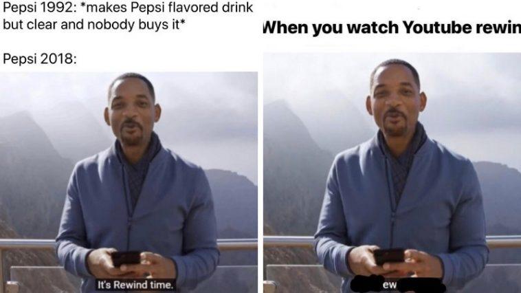 17 Funniest Will Smith Youtube Rewind Memes The Perfect Meme Bingo