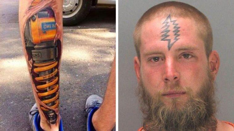 30+ Funny ,Weird & Creative Tattoos