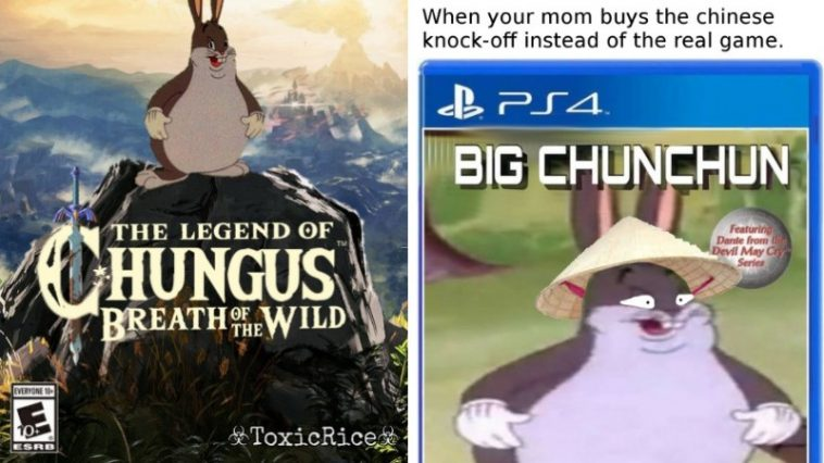 30 Hilarious Big Chungus Memes Big Fat Bugs Bunny Is Here To Stay