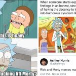 30+ Funny Rick and Morty Memes Makes Like Schwifty