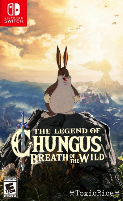 Big Chungus memes, reddits best Big Chungus meme, Fat bugs bunny big chungus PS4