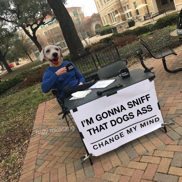 Change My Mind Memes, Steven Crowder change my mind meme