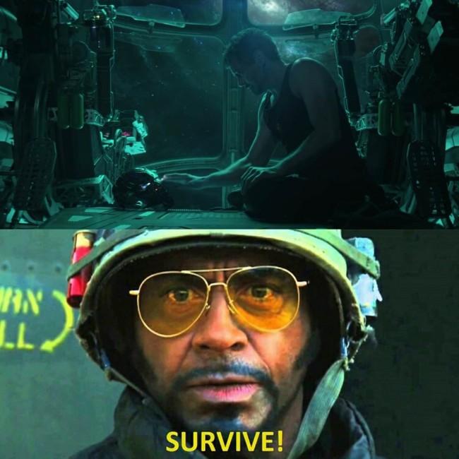 Avengers Endgame Meme Captain America