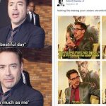 Robert Downey Jr. Is Tony Stark In Real Life [30+ Fukin Proof]