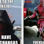 37 Hilarious Deadpool Memes That Are Too Funny Even For Thanos