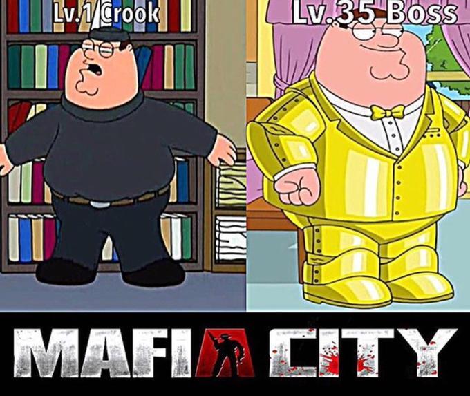 That's How Mafia Works Memes ,Mafia City Game Memes