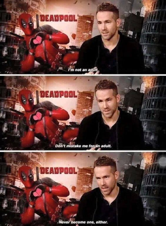 Deadpool Memes, funny Deadpool Meme to waste some time