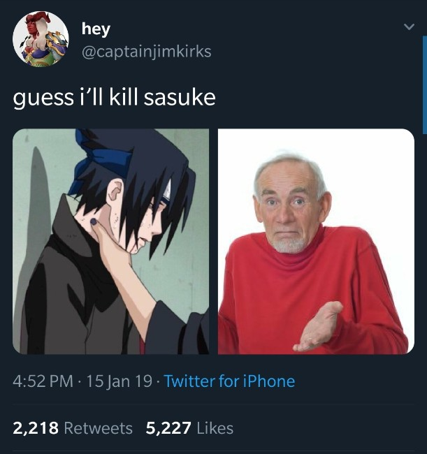 Sasuke Being Choked Memes, sasuke choke scene, Naruto memes, Choking Sasuke meme
