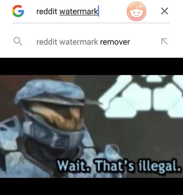 Wait That's Illegal memes, funny red and white meme, Wait That's Illegal reddit meme