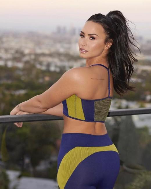Demi Lovato booty, Demi Lovato ass pics, Demi Lovato instagram near nude photos (
