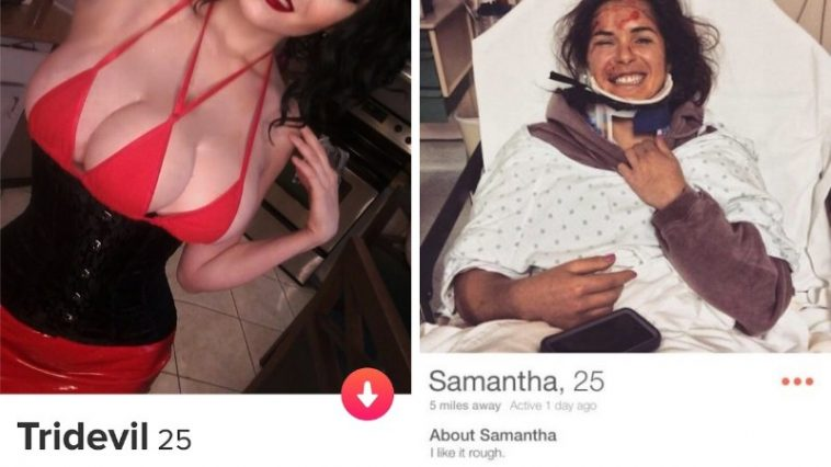 The Best (Or Worst) Tinder Profile We'd Definitely Right Swipe On