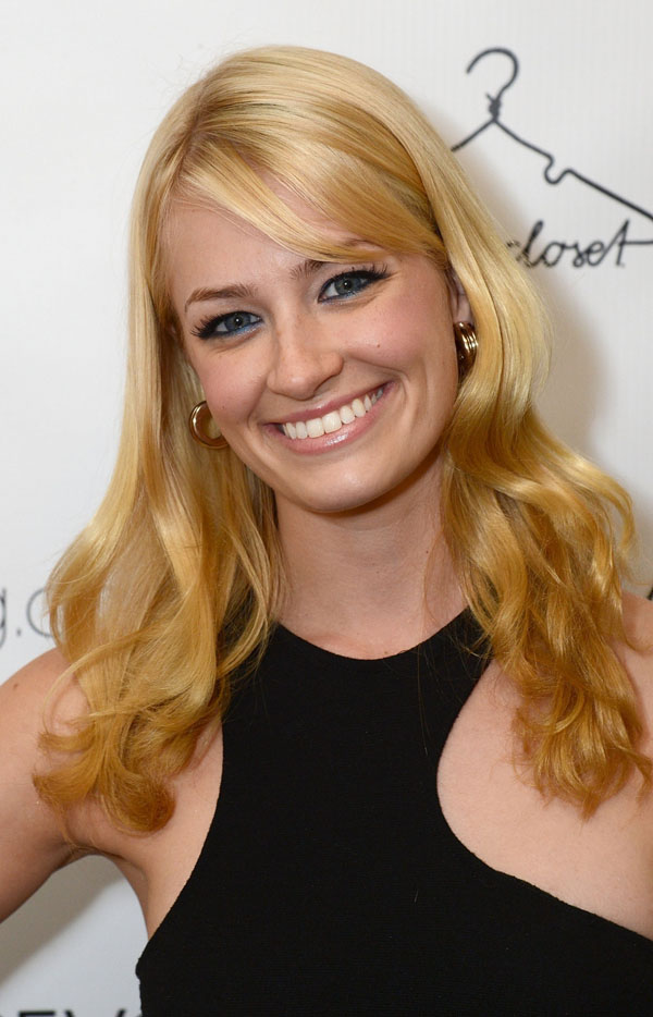 Beth Behrs hot & near nude Pictures of 2 Broke Girls Actress