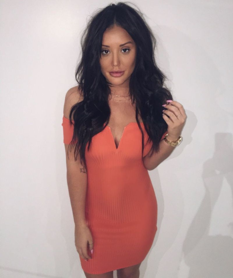 Geordie Shore actress charlotte crosby hot photos sexy near nude instagram pics