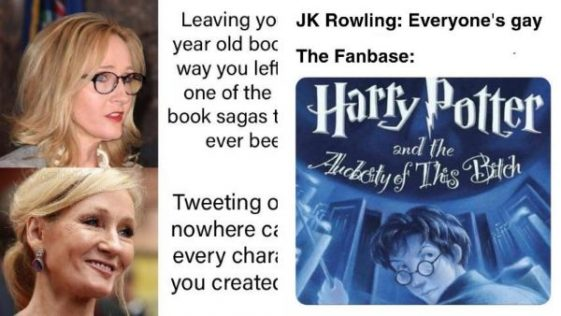 26 Funny JK Rowling Memes & Tweets Best Thing after Harry Potter