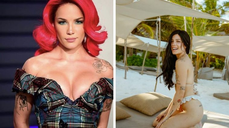 36 Sexiest Halsey Pictures Most Hottest Instagram Photos, Bikini Pics