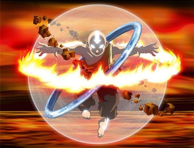 Aang – Avatar Most Overpowered Anime Character 2