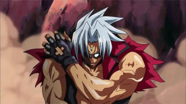 Adam Blade – Needless Most Overpowered Anime Character