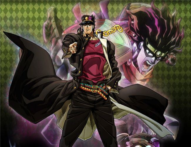 Anyone – JoJo's Bizarre Adventure Most Overpowered Anime Character