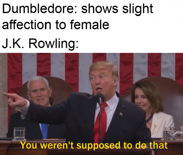 J.K. Rowling memes and tweet that will ruin harry potter for you